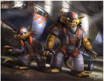 The Swat Kats