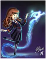 Hermione by 14-bis