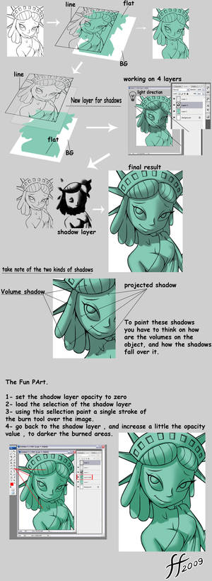 shadow tutorial