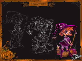 Witch Wip by 14-bis