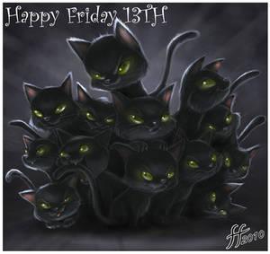 13 Kitties