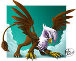 Gilda the Griffon