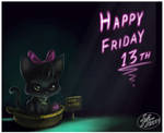 Friday 13th gift