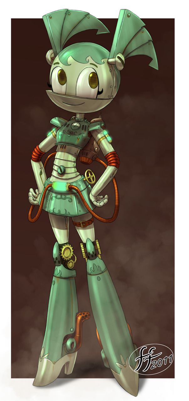 XJ-SteamPunk by 14-bis