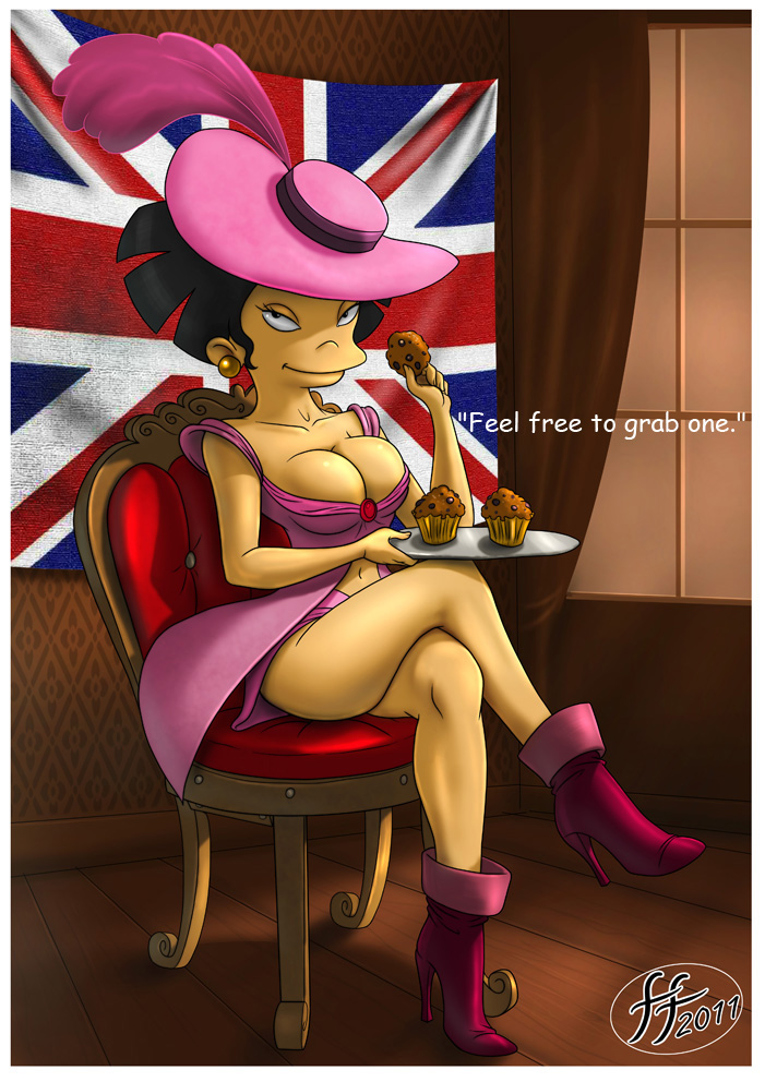 British Amy by 14-bis