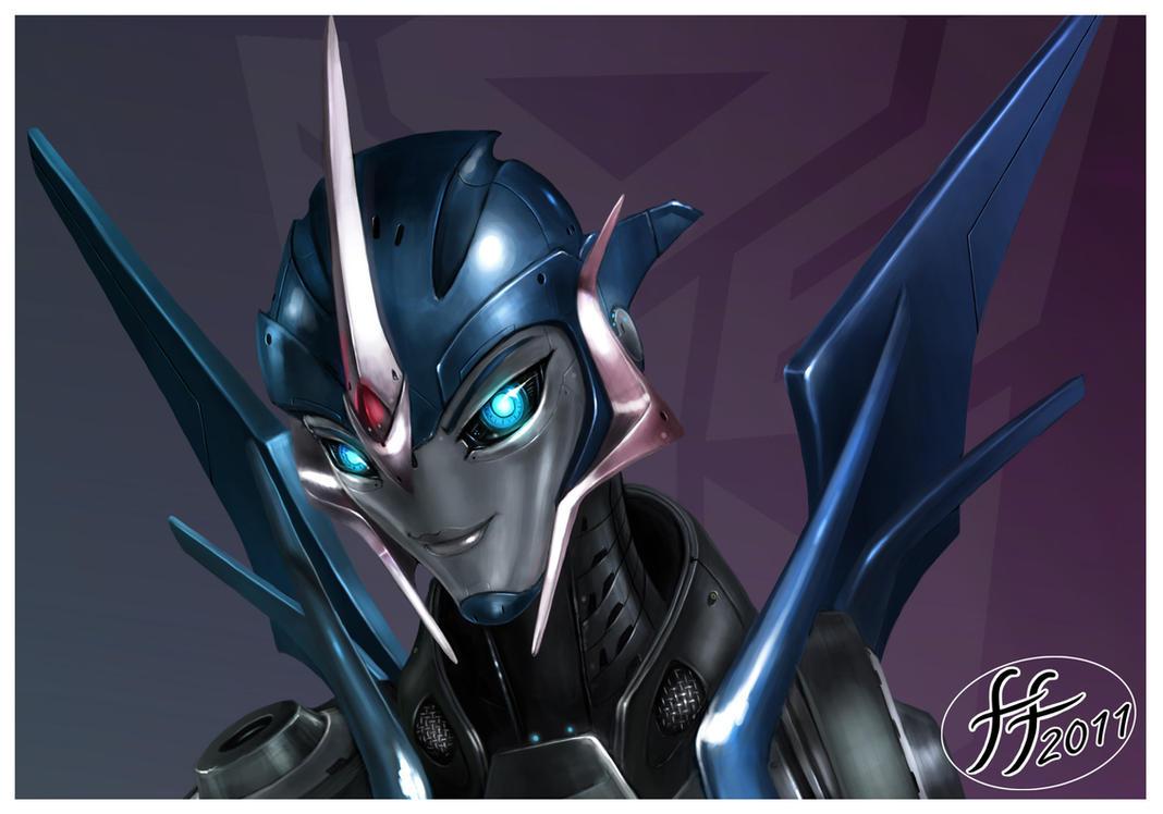 [Pro Art et Fan Art] Artistes à découvrir: Séries Animé Transformers, Films Transformers et non TF - Page 5 Arcee_wallpaper_by_14_bis-d4b7iqt