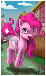 Pinkie Pie by 14-bis