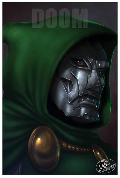 Masks -DOOM by 14-bis