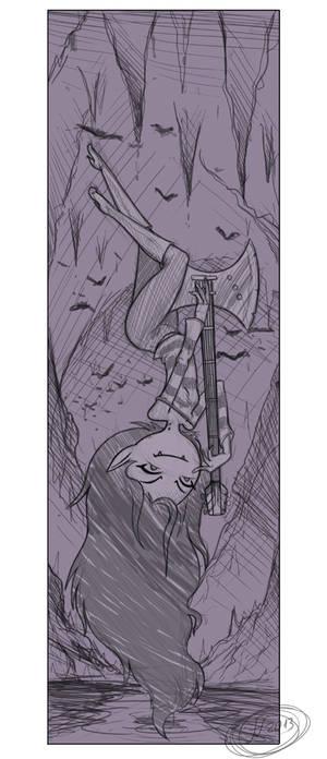 Marceline sketch