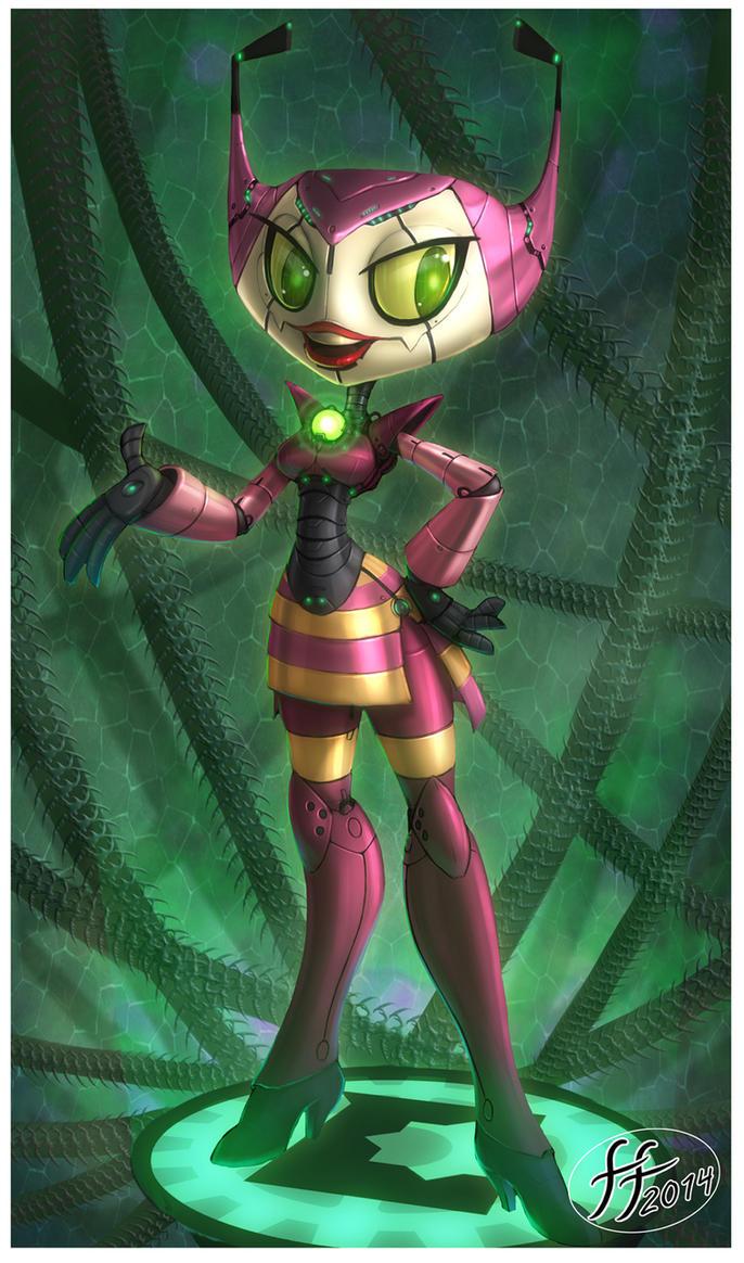 Princess Vega by 14-bis