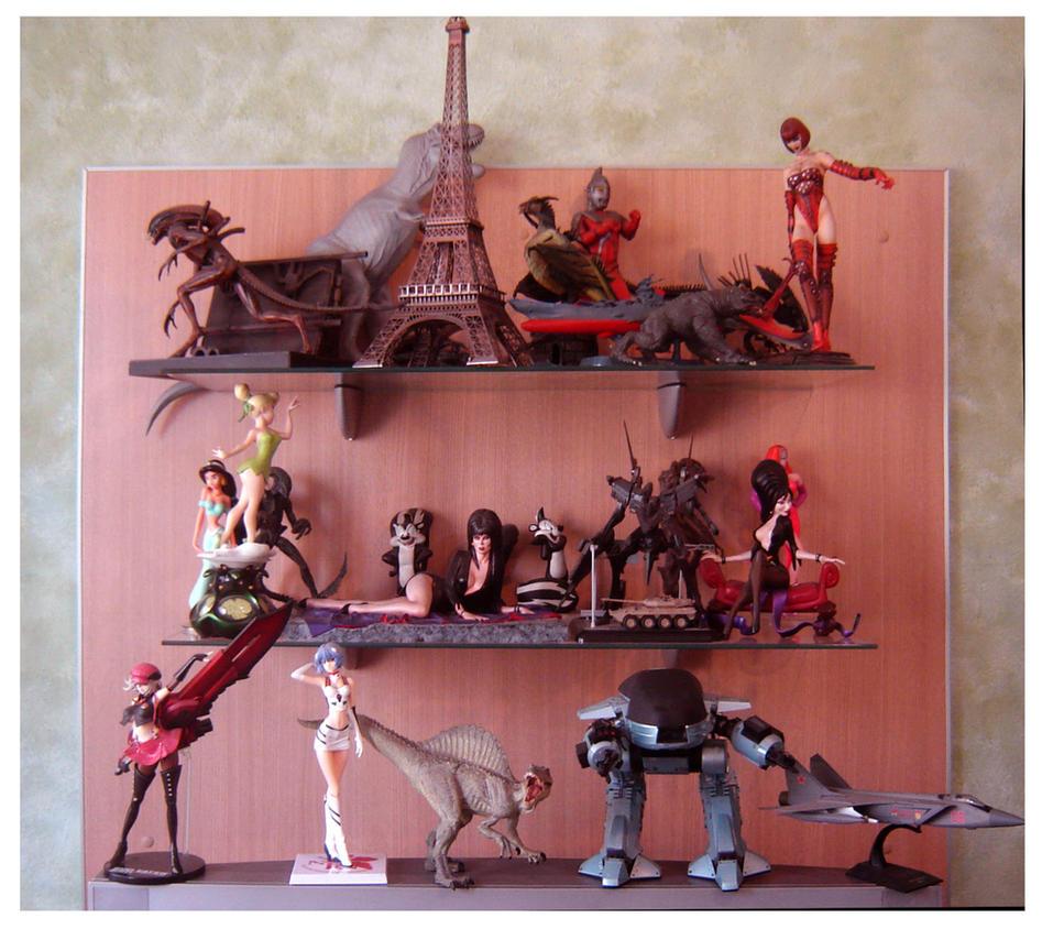 My Toys Shelf by 14-bis
