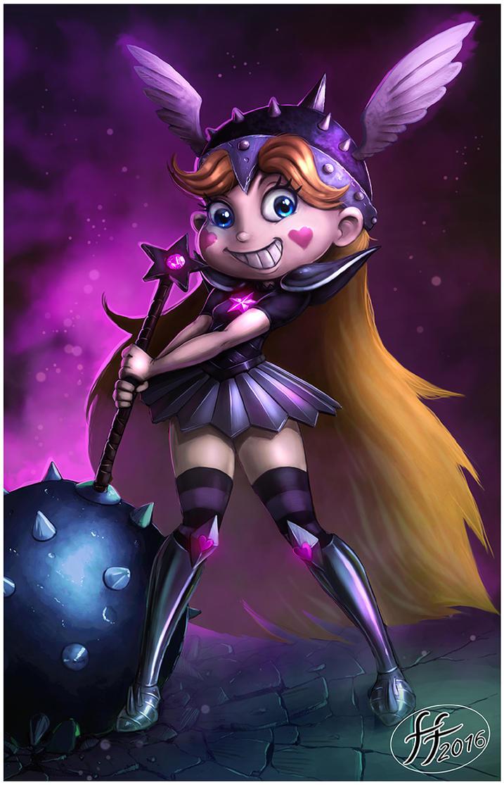 Warrior Princess by 14-bis