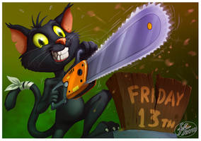 Friday the 13th april 2018 by 14-bis