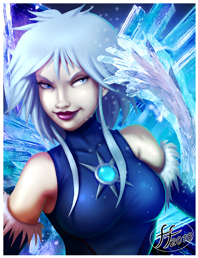 Killer frost close by 14-bis
