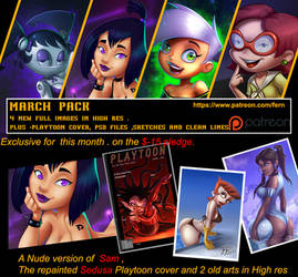 March Pack Updated by 14-bis
