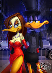 Tina and Daffy by 14-bis