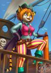 Ricochet pirate