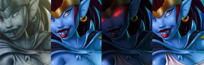 Demona versions