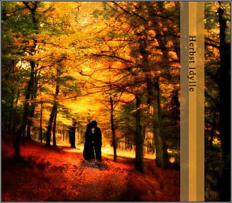 Herbst Idylle
