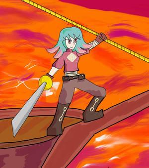 Adopted: High Sailing Girl