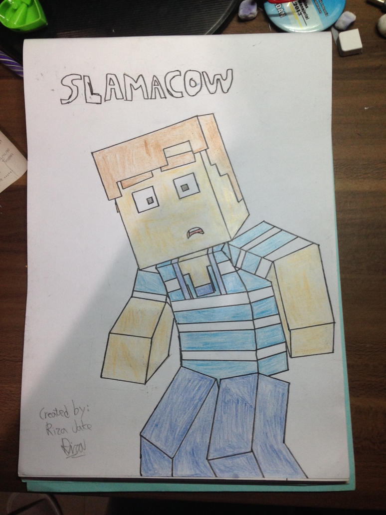For Slamacow :) by ItsNotMeItsHim