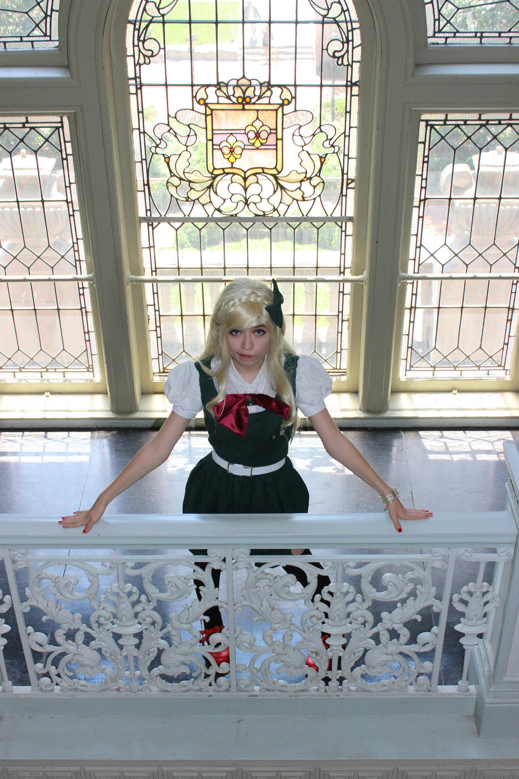 Sonia Nevermind Cosplay by cocoradcat on DeviantArt