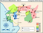 The Atlas of Beleriand - Map 8