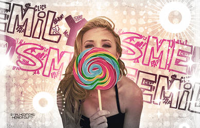 Emily Osment 2 by mj-editions
