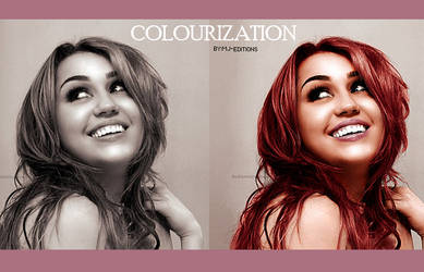 Colourization by mj-editions