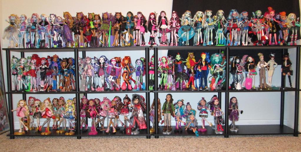 Monster High - ... New Monster High Dolls 2017