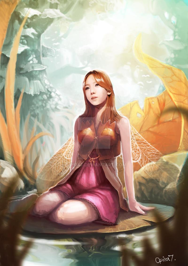 Taeyon farie by Opira7