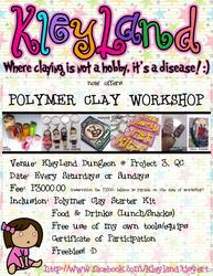 Workshop Banner by KleyLand