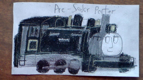 Pre sodor porter by themrtraintrack on deviantart for Pre a porter