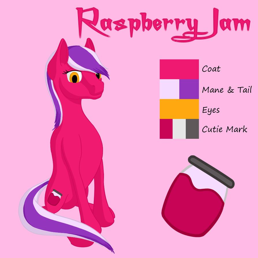 New Raspberry Jam Reference by Flutterknight