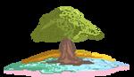 Pixel Tree by FourSidedTringle
