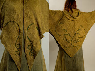 Mielikki: details, cloak by Siritys