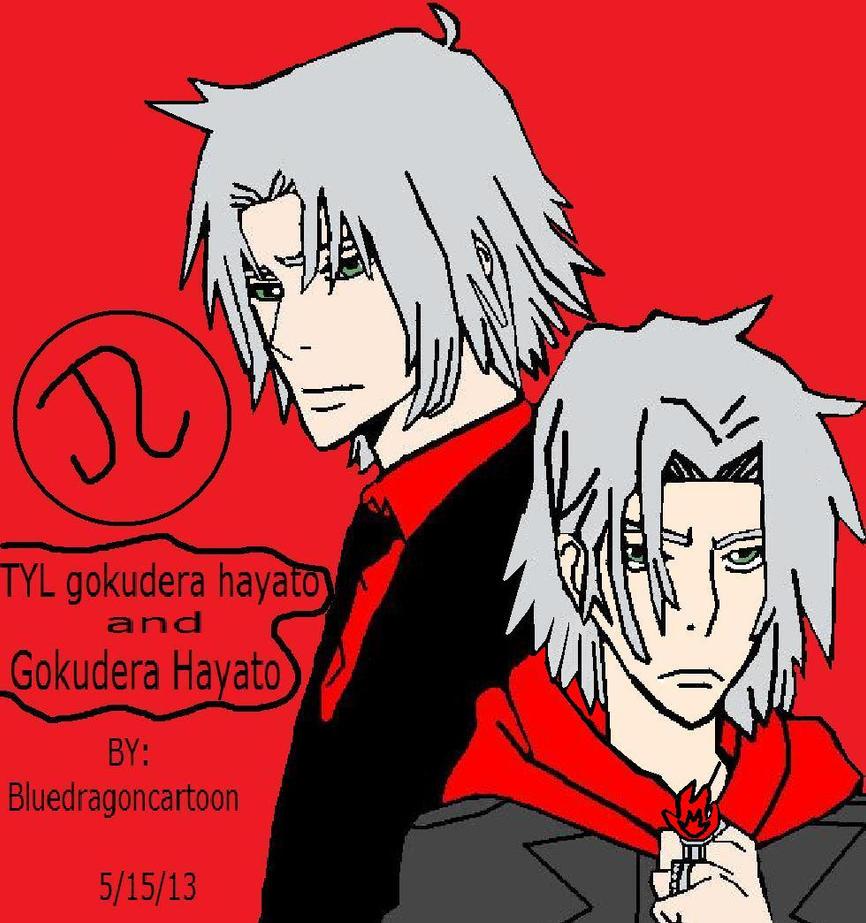 KHR TYL Gokudera Hayato and Gokudera Hayato by ...