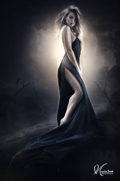 Dark sexy by Eithen