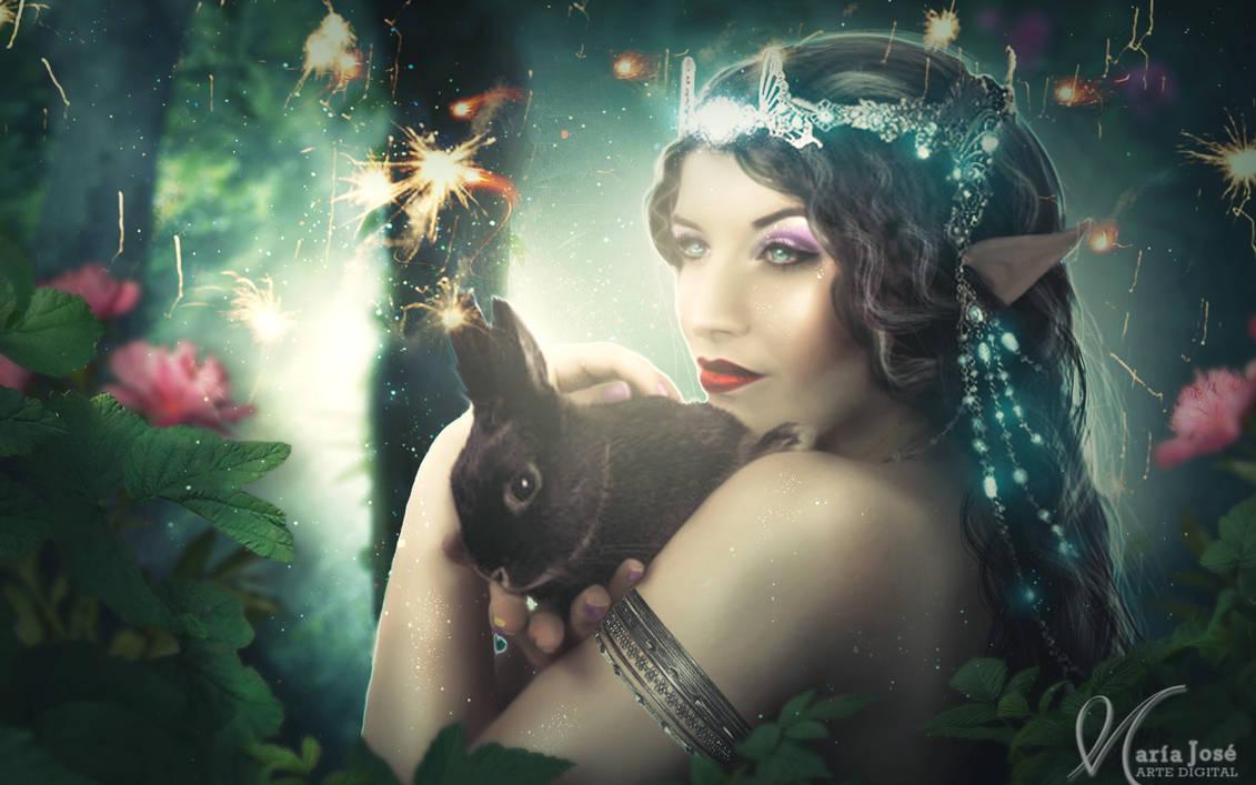 Fairy Queen by Eithen