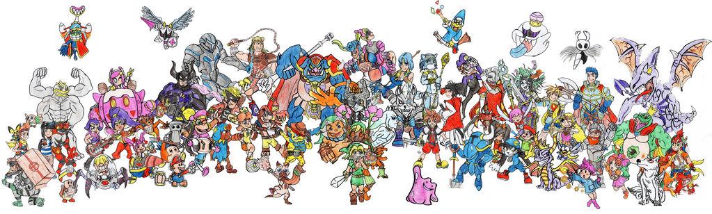 My Super Smash Bros Switch! by JuaniTK on DeviantArt