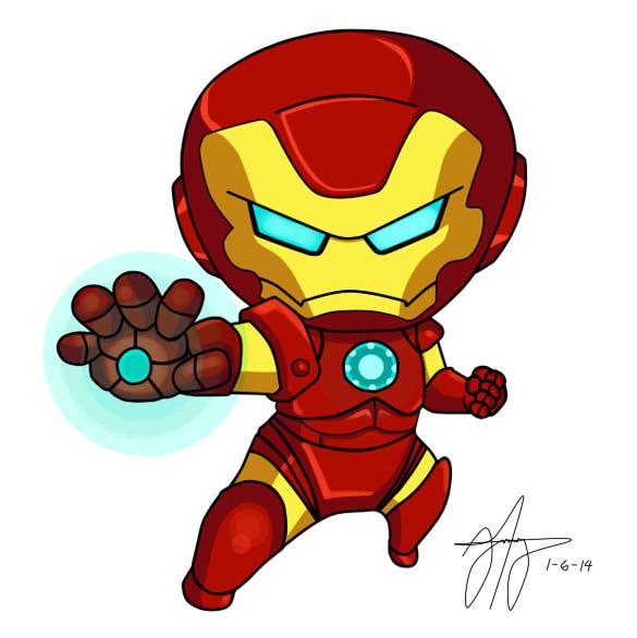 Iron Man Chibi Wallpaper Traffic Club