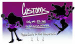 CUSTOMS ADOPTABLES: OPEN 2 DAYS LEFT!! by Lord-Kosmos