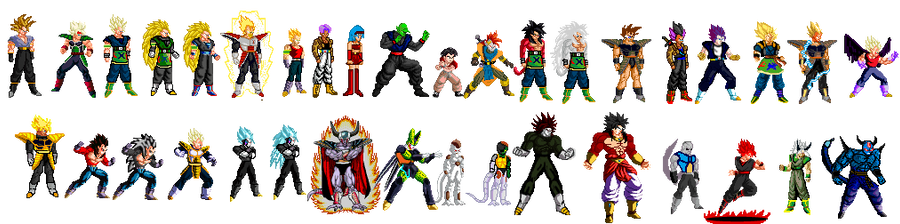 dragon ball af by me by dowson1 on DeviantArt Ultra Ball Sprite