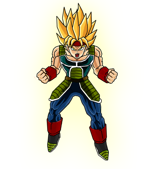 Bardock goes SSJ by dowson1 on DeviantArt