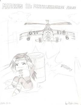 DoC : Missilebreaker melee