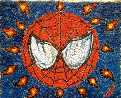 spider man fan art