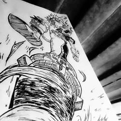 kamen rider fourze fan art