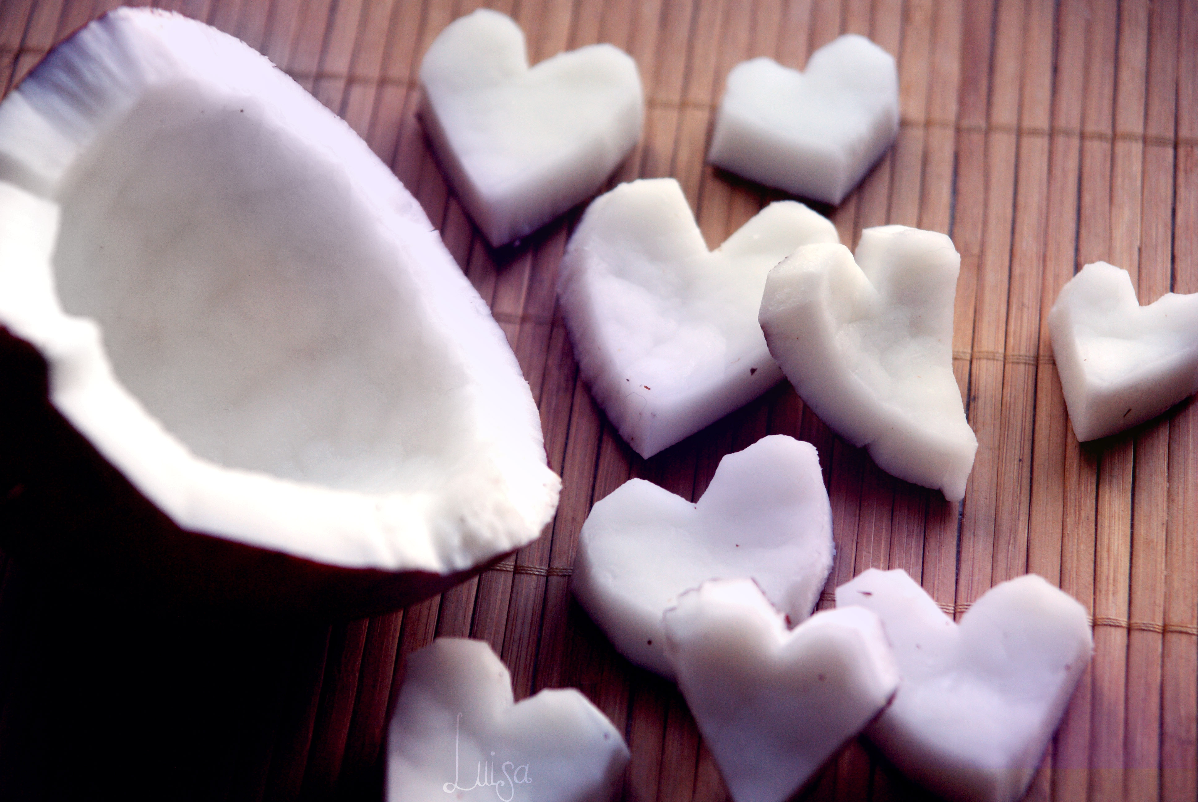 Cocos hearts by Chamandra
