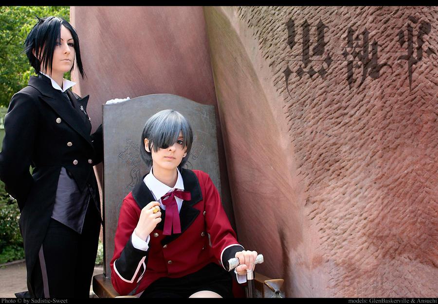 Kuroshitsuji: By your side by Ansuchi