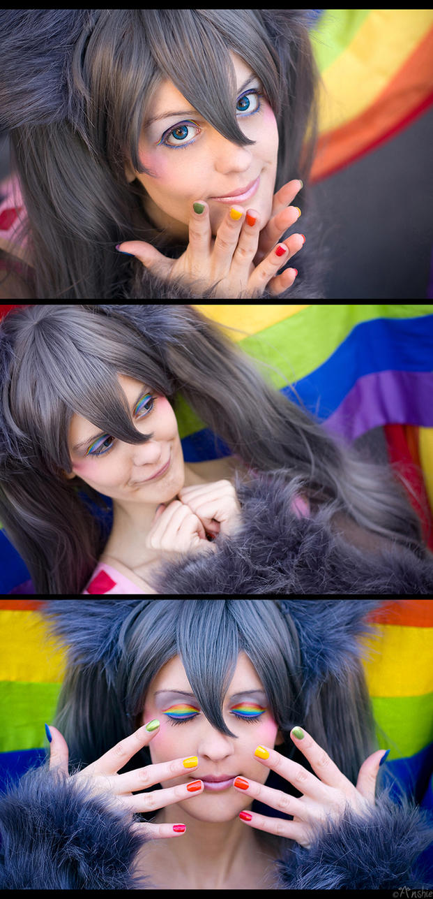 Nyan Cat: Close-ups by Ansuchi